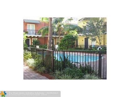 2219 NE 9TH AV  Wilton Manors, FL MLS# F1320828