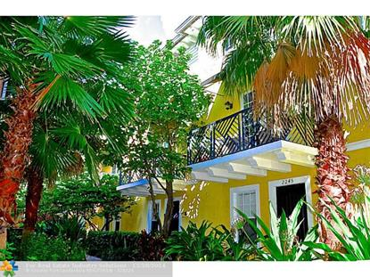 2243 NE 9th Ave  Wilton Manors, FL MLS# F1321288