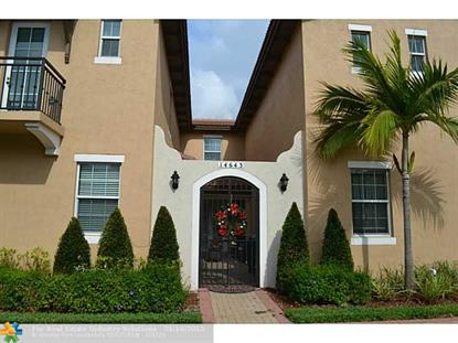 14643 SW 13th St  Pembroke Pines, FL MLS# F1323300