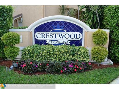 2907 Crestwood Ter  Margate, FL MLS# F1323709