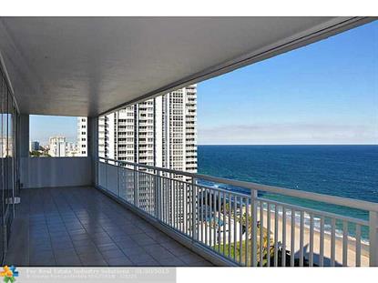 1390 S Ocean Blvd  Pompano Beach, FL MLS# F1325904