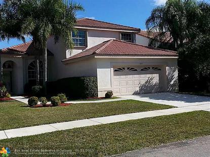 1251 SW 178TH WAY  Pembroke Pines, FL MLS# F1326201