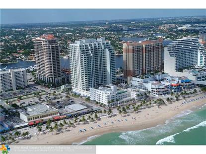 101 S FT LAUD BEACH BLVD  Fort Lauderdale, FL MLS# F1326346