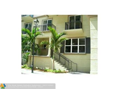 2617 NE 14 AV  Wilton Manors, FL MLS# F1327157