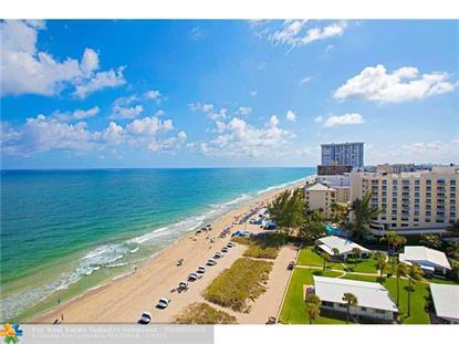1010 S OCEAN BL  Pompano Beach, FL MLS# F1331477