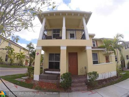 4770 Monarch Way  Coconut Creek, FL MLS# F1331590