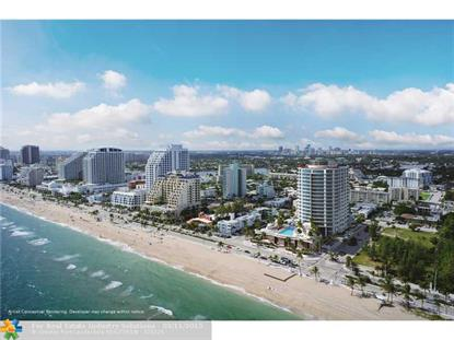 701 N Ft. Lauderdale Beach  Fort Lauderdale, FL MLS# F1331974
