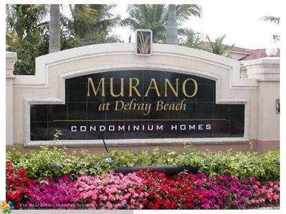 15135 MICHELANGELO BL  Delray Beach, FL MLS# F1333888