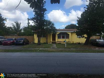 15231 NW 33RD CT  Miami Gardens, FL MLS# F1335709