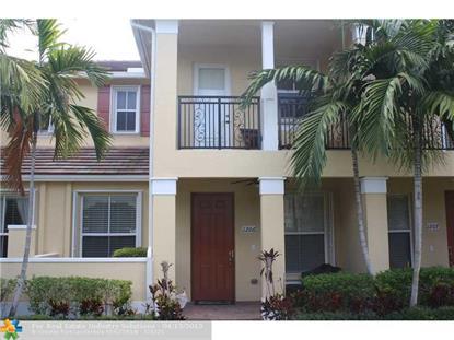 4651 Mimosa Ter  Coconut Creek, FL MLS# F1336558