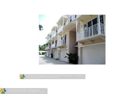 2685 NE 9th Ave  Wilton Manors, FL MLS# F1337947