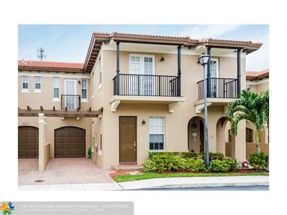 6985 Julia Gardens Dr  Coconut Creek, FL MLS# F1340038