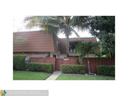 2867 SW 11 Pl  Deerfield Beach, FL MLS# F1341165