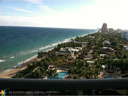 3200 N OCEAN BL  Fort Lauderdale, FL MLS# F1341269