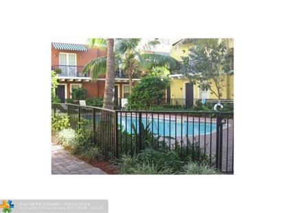 2219 NE 9TH AV  Wilton Manors, FL MLS# F1342246
