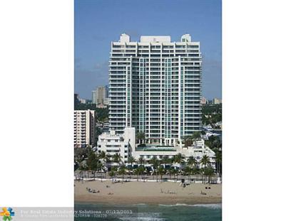 101 S FT LAUD BEACH BLVD  Fort Lauderdale, FL MLS# F1346796