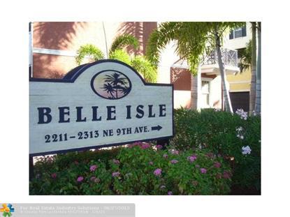 2217 NE 9th Ave  Wilton Manors, FL MLS# F1347222