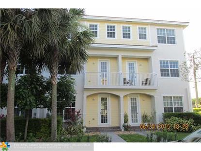 2727 NE 9th Ave  Wilton Manors, FL MLS# F1347388