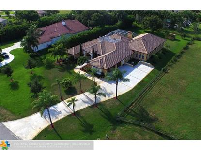 11721 NW 11TH ST  Plantation, FL MLS# F1347468