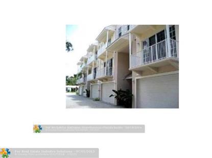 2685 NE 9th Ave  Wilton Manors, FL MLS# F1347664