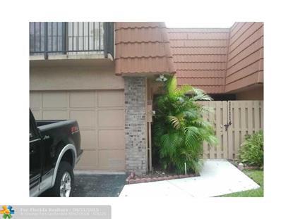 11114 SW 15th Mnr  Davie, FL MLS# F1348276