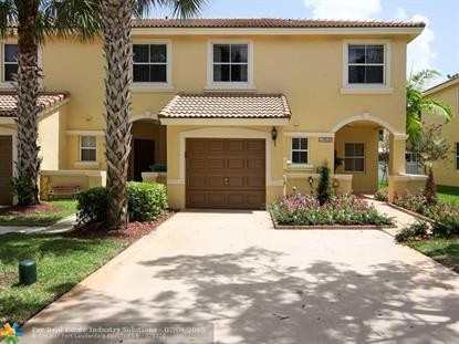 16856 SW 1st Pl  Pembroke Pines, FL MLS# F1348829