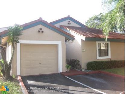 8989 W Sunrise Blvd  Plantation, FL MLS# F1350562