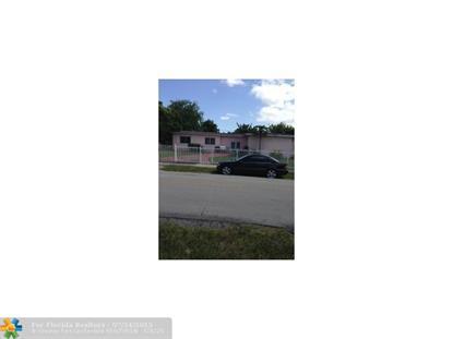 1080 NW 186TH ST  Miami Gardens, FL MLS# F1350925
