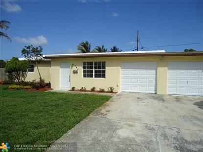 480 NW 41ST ST  Deerfield Beach, FL MLS# F1354194