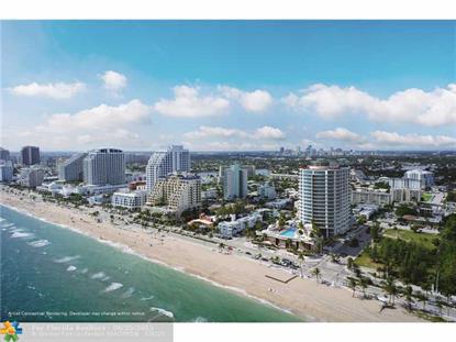 701 N Ft. Lauderdale Beach  Fort Lauderdale, FL MLS# F1355135