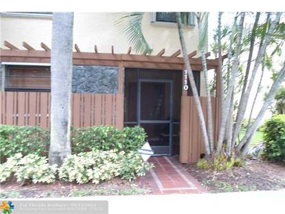 1110 NW 79th Dr  Plantation, FL MLS# F1357989