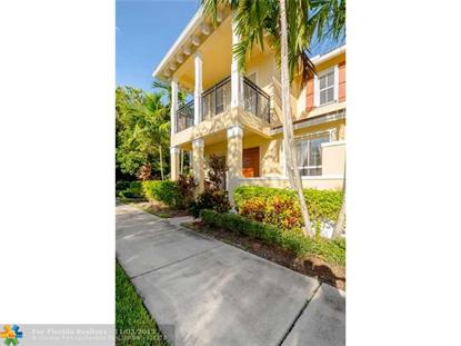 4651 Mimosa Ter  Coconut Creek, FL MLS# F1360558