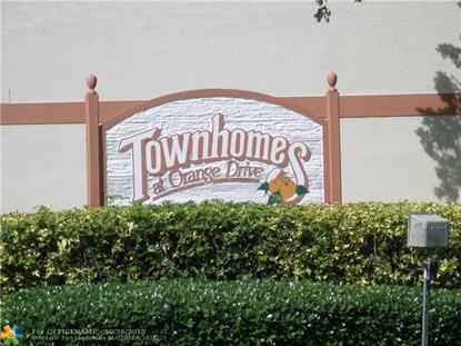 4210 SW 70 TE  Davie, FL MLS# F1363862