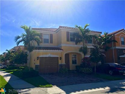 12430 Emerald Creek Mnr  Plantation, FL MLS# F1364183