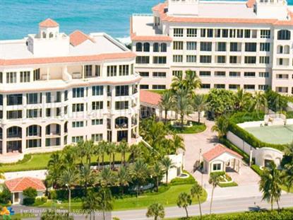 3000 S OCEAN BL  Palm Beach, FL MLS# F1364515
