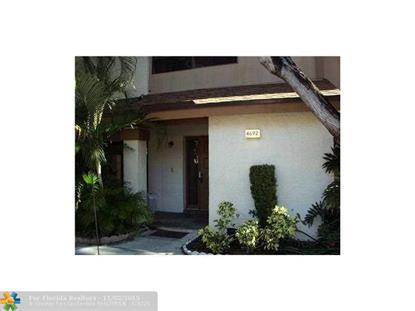 4692 NW 30th St  Coconut Creek, FL MLS# F1364854