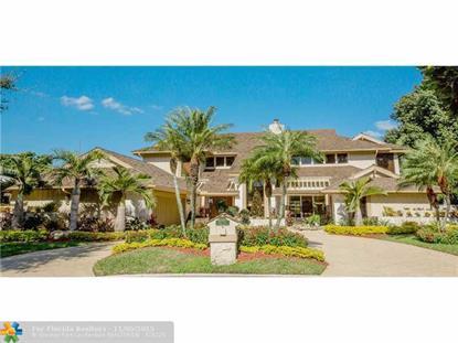 10007 VESTAL PL  Coral Springs, FL MLS# F1365213