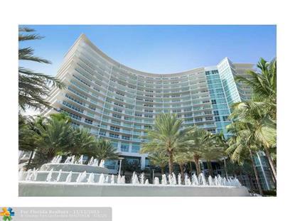 1 N Ocean Blvd  Pompano Beach, FL MLS# F1366618