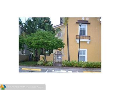 3327 Merrick Ln  Margate, FL MLS# F1368456