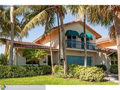 1801 N Riverside Dr  Pompano Beach, FL MLS# F1372327