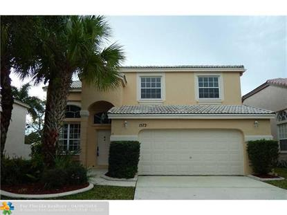 15726 NW 10TH ST  Pembroke Pines, FL MLS# F1377095