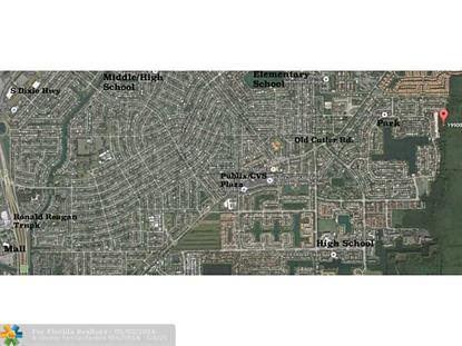 19850 SW 78TH CT  Cutler Ridge, FL MLS# F1377752