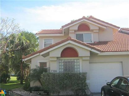 7366 S Pinewalk Dr S  Margate, FL MLS# F1378150