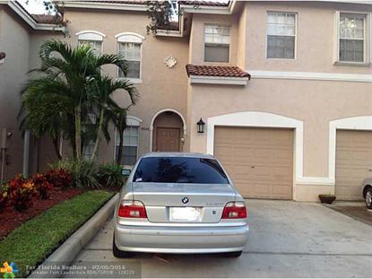 13222 NW 7th Pl  Plantation, FL MLS# F1378191