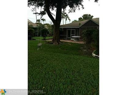 4730 S Hemingway Cir  Margate, FL MLS# F1378524