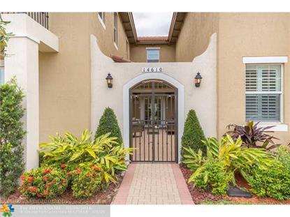 14610 Sw 15 St  Pembroke Pines, FL MLS# F1378841