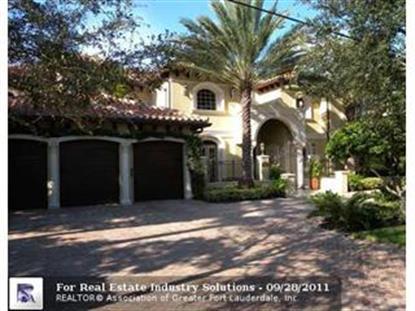 2855 NE 26TH PL , Fort Lauderdale, FL
