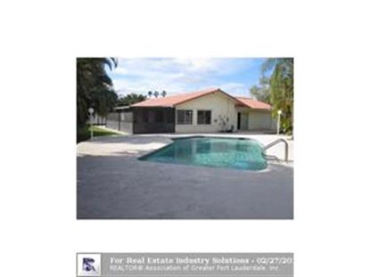 9171 NW 15TH ST , Plantation, FL
