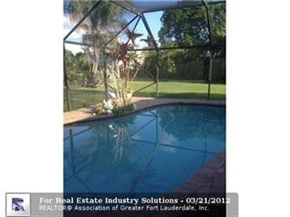 10980 NW 23RD CT , Coral Springs, FL