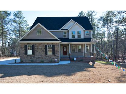 183 Pine Top Drive Carthage, NC MLS# 173797
